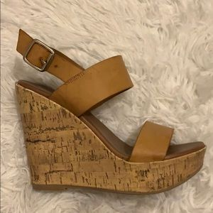 Size 7 Mossimo Wedges